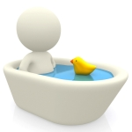 Pondering the Great Commission and Renaming Hymns (in the tub)