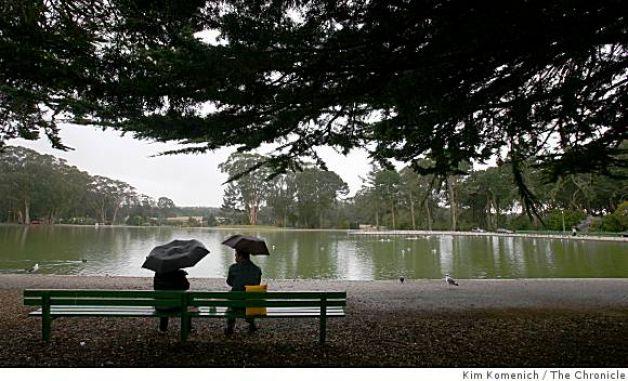 bench couple