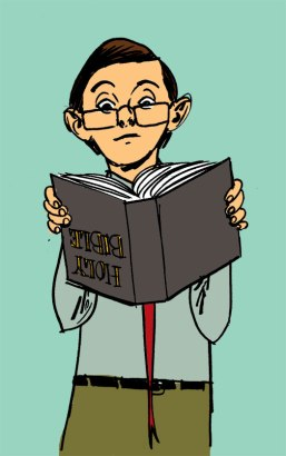 biblical-illiteracy guy