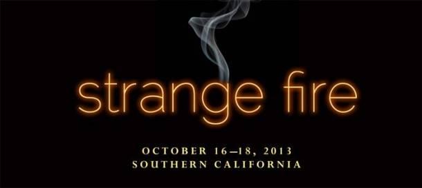 Strange-Fire