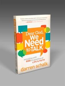 Dear God We Need To Talk - 3D Gray